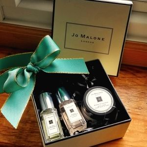 JO MALONE🎈LIME BASIL & MIMOSA & CARDAMON SET NEW